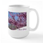 Illinois spring Large Mug