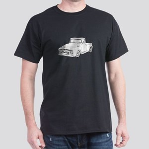 1956 Ford truck Dark T-Shirt