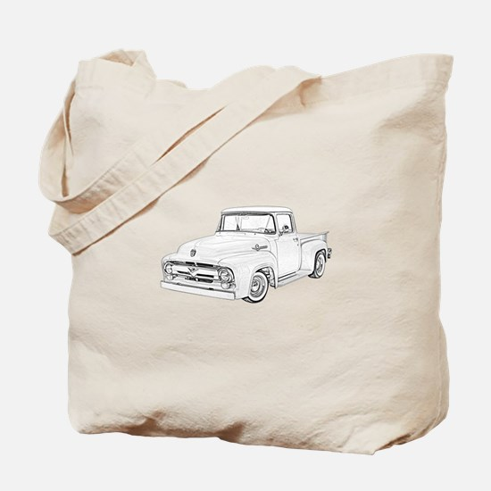 1956 Ford truck Tote Bag