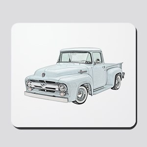 1956 Ford truck Mousepad