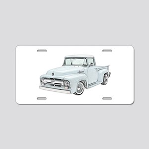1956 Ford truck Aluminum License Plate
