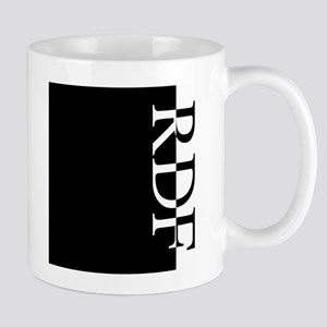 RDF Typography Mug