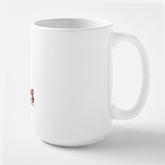 I love Jackalopes Large Mug