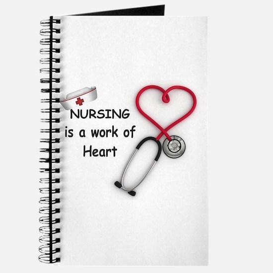 Nurses Work of Heart Journal