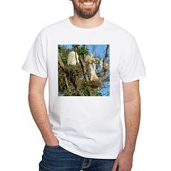 2000x2000cropped egrets T-Shirt
