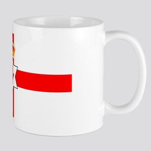 Northern Ireland Boxing Mug