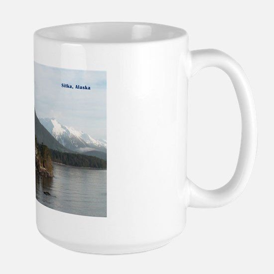 Sitka Waters, Large Mug