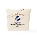 NUCLEAR ROCKET SCIENTIST Tote Bag