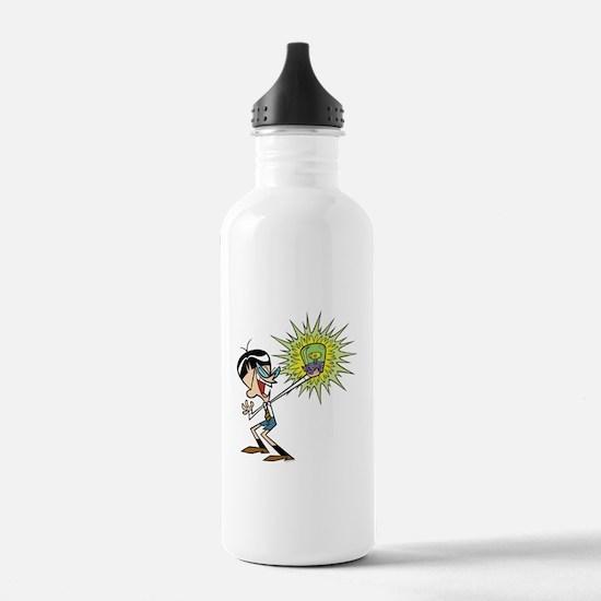 Dexter's Laboratory Water Bottle