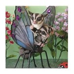 Butterfly #2 Tile Coaster