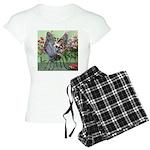 Butterfly #2 Women's Light Pajamas