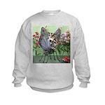 Butterfly #2 Kids Sweatshirt