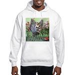 Butterfly #2 Hooded Sweatshirt