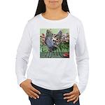 Butterfly #2 Women's Long Sleeve T-Shirt