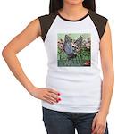 Butterfly #2 Women's Cap Sleeve T-Shirt
