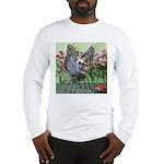Butterfly #2 Long Sleeve T-Shirt