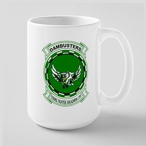 VFA 195 Dambusters Large Mug