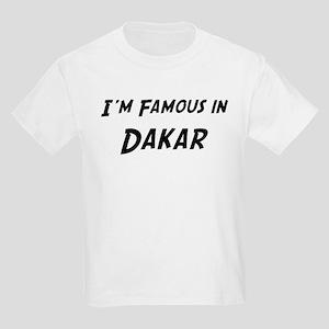 Famous in Dakar Kids T-Shirt