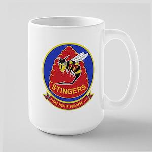 VFA 113 Stingers Large Mug