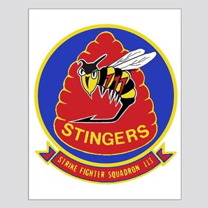 VFA 113 Stingers Small Poster