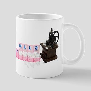 GrinderPillsDailyMinder090409 Mugs