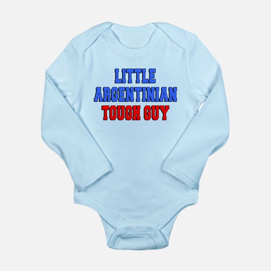Little Argentinian Tough Guy Baby Outfits