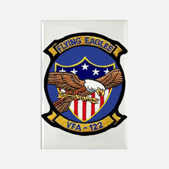 VFA 122 Flying Eagles Rectangle Magnet
