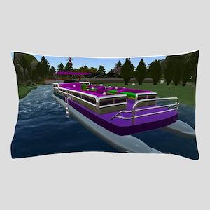 Ashram Boatride Pillow Case