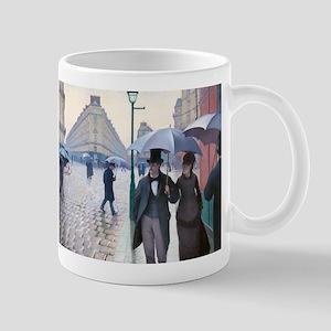 Caillebotte - Paris St Mug