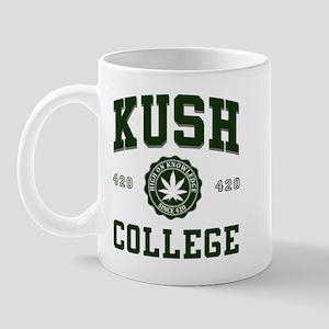 KUSH COLLEGE-2 Mug
