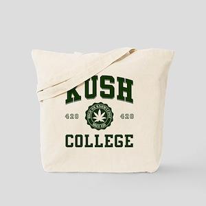 KUSH COLLEGE-2 Tote Bag