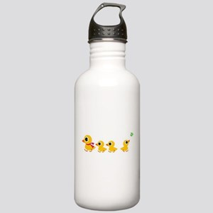 The distracted Duck Stainless Water Bottle 1.0L