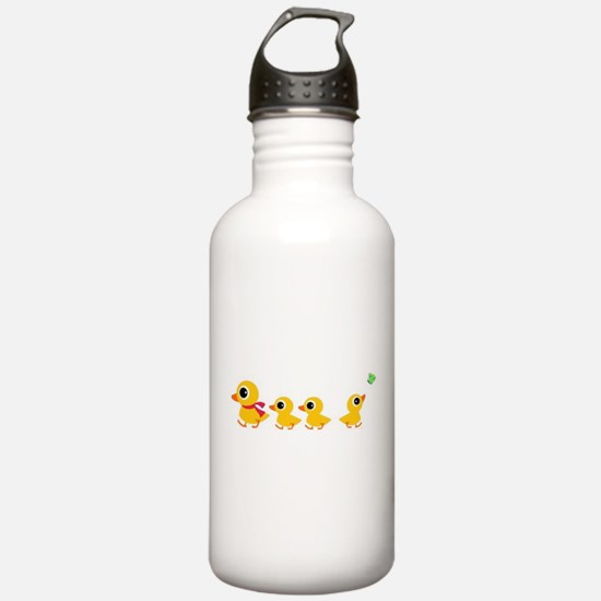 The distracted Duck Water Bottle