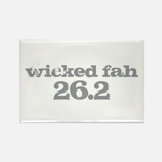 Wicked Fah Rectangle Magnet