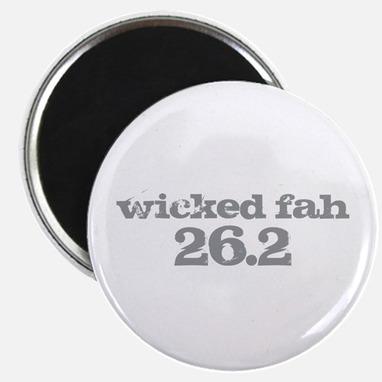 Wicked Fah Magnet