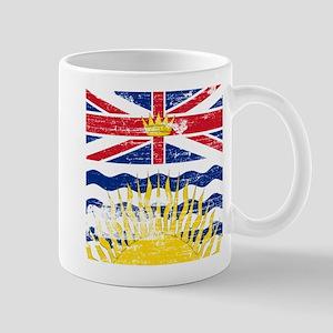 Vintage British Columbia Mug