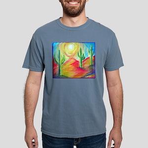 Desert, Southwest art! Mens Comfort Colors Shirt