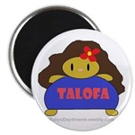 Samoan Magnet X 10 Pack Magnets