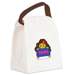Samoan Canvas Lunch Bag