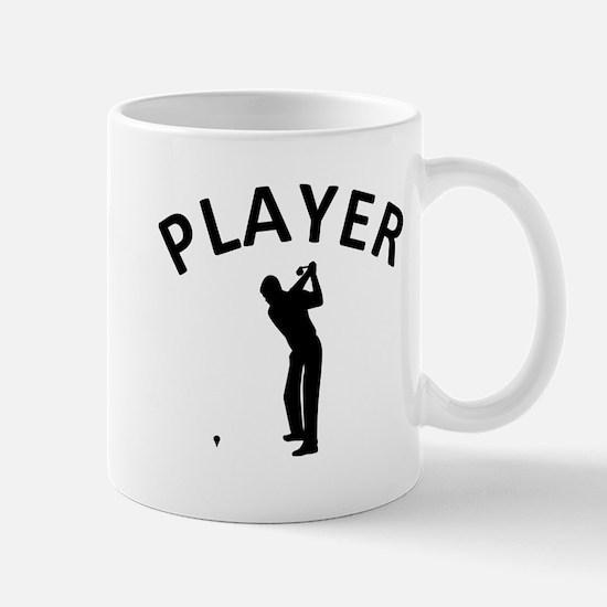Golf Player Mug