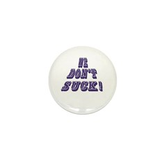 On The Button Mini Button (10 Pack)