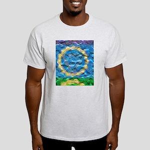 Heavenly Blue Light T-Shirt