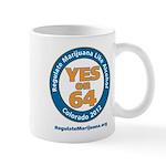YESon64 w URL Mugs