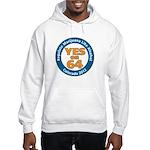 YES on 64 Hooded Sweatshirt
