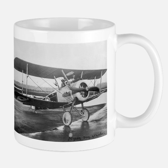 Weimaraner Sopwith Camel Mug