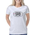 srb-oval-6 Women's Classic T-Shirt