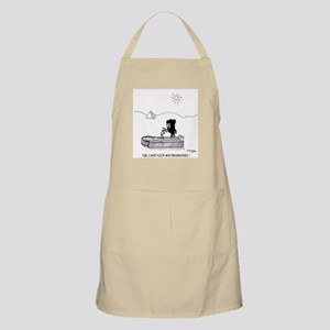 I Hate Food With Preservatives Apron