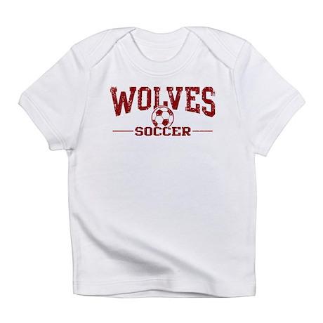 Wolves Soccer Infant T-Shirt