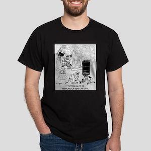 Smoke & Feng Shui Dark T-Shirt