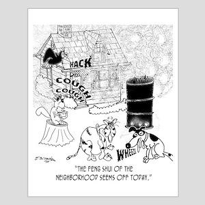 air pollution posters cafepress. Black Bedroom Furniture Sets. Home Design Ideas